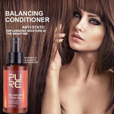 PURC Hair Balance Conditioner Spray Anti-static Moisturizing Hair Care Treatment