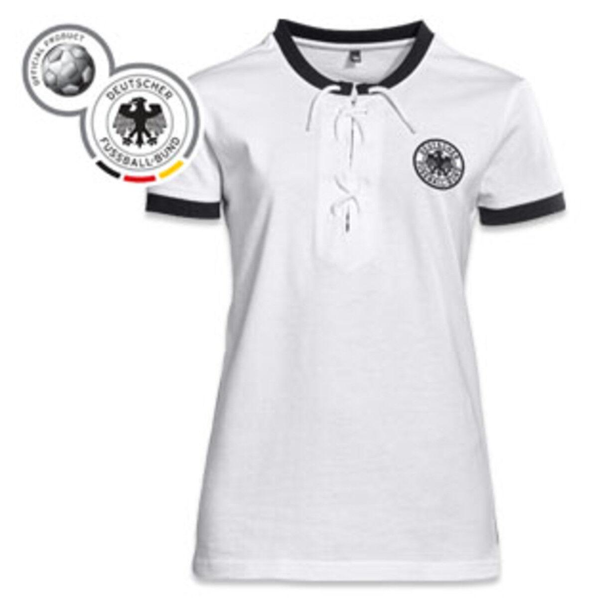 Konvolut 4 x DFB Retro Trikot Shirt 1954 Gr. S XL nach Wahl
