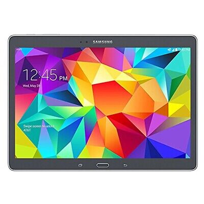 Samsung Galaxy Tab S SM-T807A 16GB 10.5in WiFi 4G LTE GSM AT&T Unlocked - Gray for sale  Shipping to South Africa