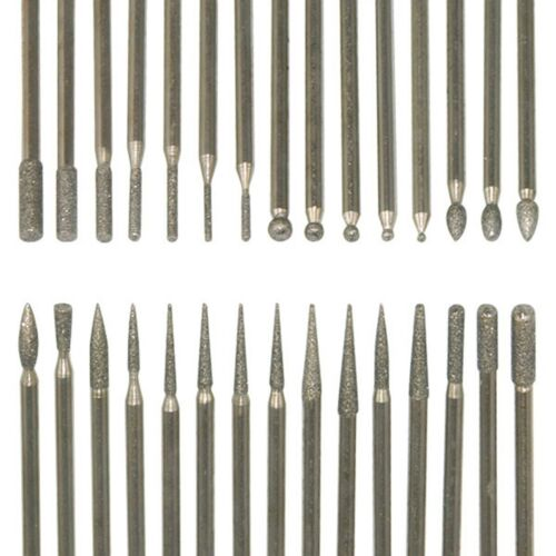 MON - 30 Nail Art Electric File Drill Bits Replacement Manic