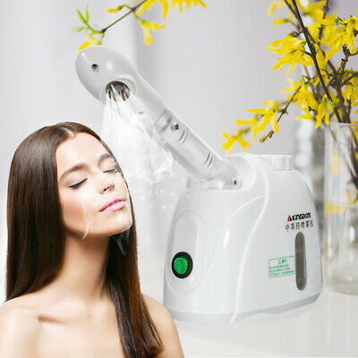 🔥 Ozone Facial Hot Steamer Face Mist Sprayer Salon Spa Be