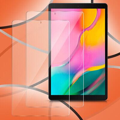 Displayschutzfolie Samsung Galaxy Tab A 10.1 2019 2x HD Schutzfolie Panzerfolie  (Galaxy Tab 2 Display-schutzfolie)