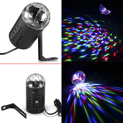 RGB Stage Light R&G Effect Stage LED DJ Disco Xmas Party Show Ball Bar Light