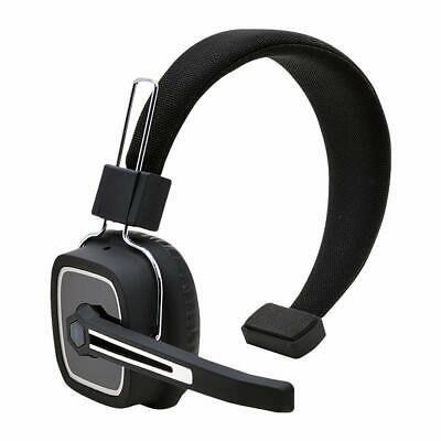Bluetooth Headset With Mic For Truck Driver Over The Ear Wireless Headphone