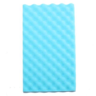 3Pcs 17x11 Inch Aquarium Media Fish Tank Filter Foam Sponge Pads 20mm Thickness