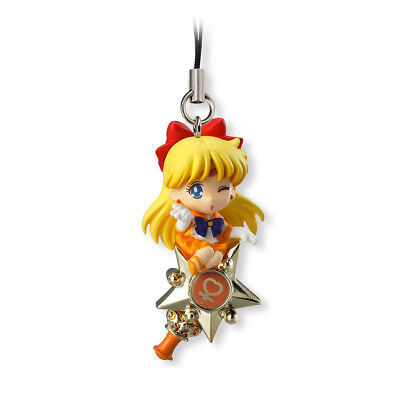 Sailor Moon Twinkle Dolly Volume 1 Venus Charm NEW Anime Toys Keychain