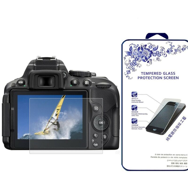 Ballistic Tempered Glass Screen Protector For Nikon D850