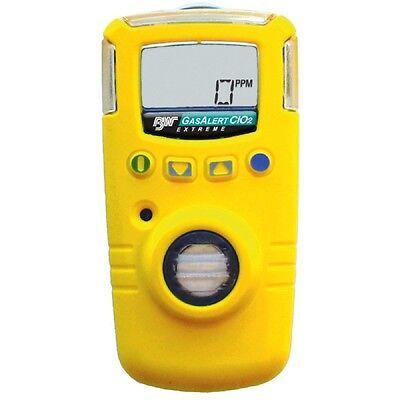 Bw Gaxt-v-dl Gasalert Extreme Single Gas Detector Chlorine Dioxide Clo2 0-1ppm