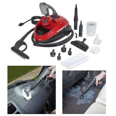 Car Steam Cleaner Machine Portable Upholstery Carpet Floor Steamer Dirt - Steamer Car