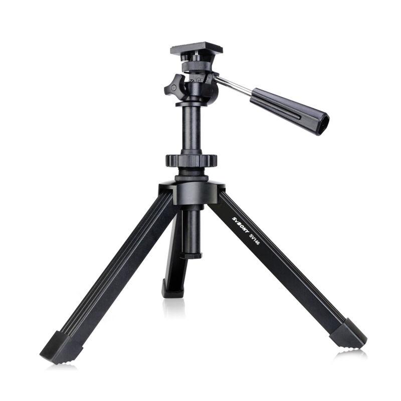 SVBONY SV146Table Tripod Adjustable metal for Spotting Scope Binocular DSLR Came