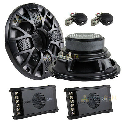 100 Watt Car Speaker (Orion XTR52 5.25