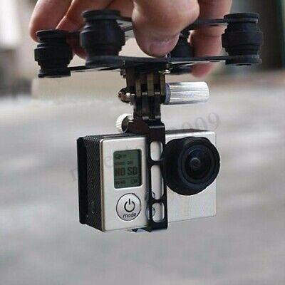 Camera Gimbal Mount Carbon for GoPro Hero for DJI Phantom RC Drone @, ↻ u