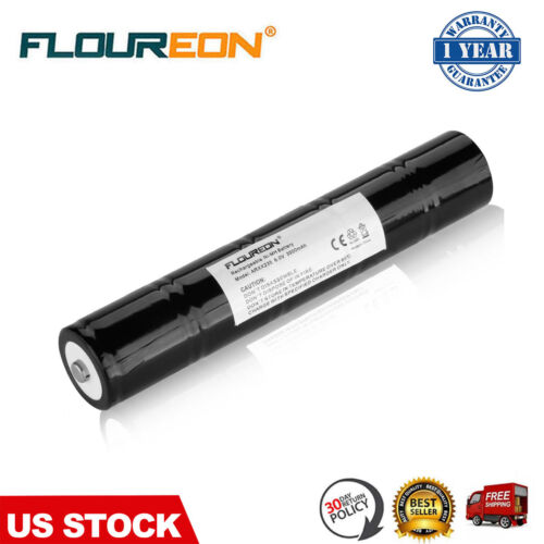6V 3500mAh Battery For Maglite Maglite ARXX235 ARXX075 RL101
