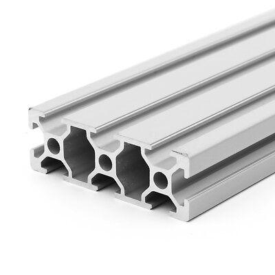 1pcs 2060 T-slot Aluminum Profiles Extrusion Frame 500mm For 3d Printers Cnc