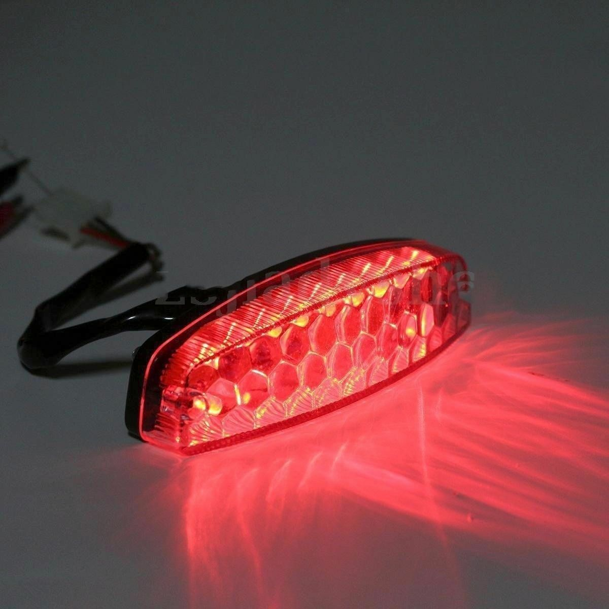 ATV TAILIGHT FIT 110CC AND 125CC left side and right side