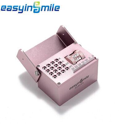 1xdental Endo File Bur Block Box Disinfection Measuring Count Holder Easyinsmile