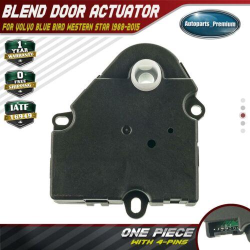 A-Premium HVAC Heater A//C Blend Door Actuator for Blue Bird Volvo Peterbilt Kenworth Western Star