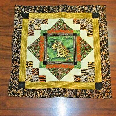 le topper runner Safari Animal Leopard  Print Jungle  Topper (Leopard Print Tischläufer)