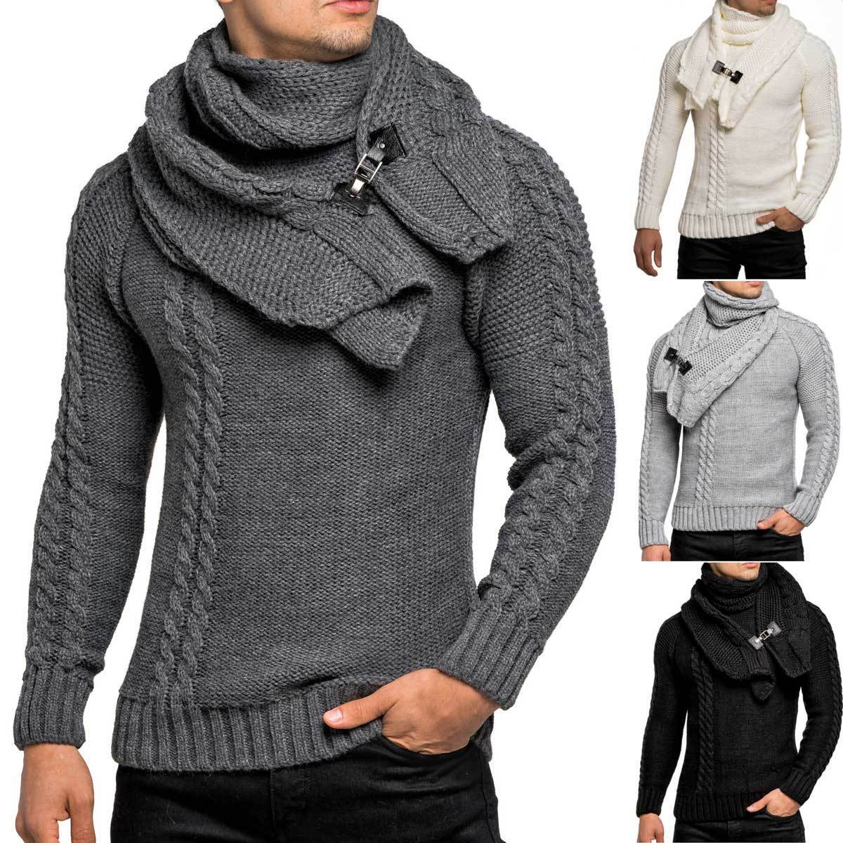 pullover herren strickpullover tazzio winter sweatshirt strick. Black Bedroom Furniture Sets. Home Design Ideas