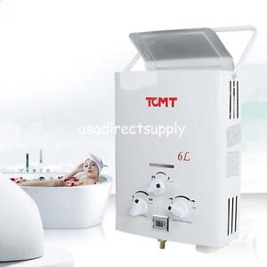 Portable Propane Water Heater   eBay