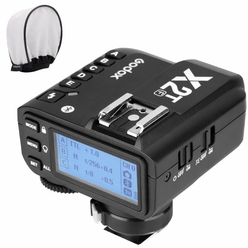 Godox X2T-F 2.4G Wireless Flash Trigger Transmitter TTL II HSS 1/8000s for Fuji