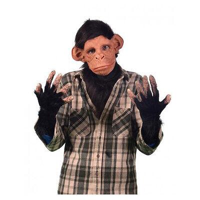 Monkey Great Ape Funny Chimpanzee Zagone Studios Adult  Halloween Costume