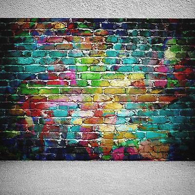 7x5FT Brick Wall Vinyl Retro Photography Backdrop Studio Photo Prop Background