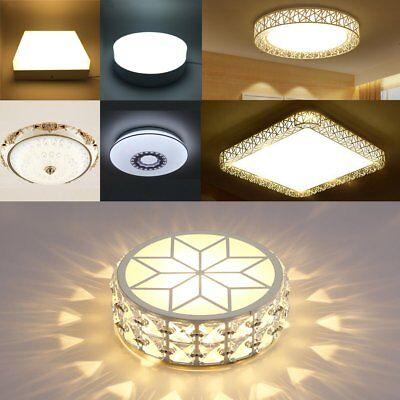 Down Pendant Ceiling Light - Modern LED Ceiling Down Light Dimmable Large Pendant Lamp Chandelier Room