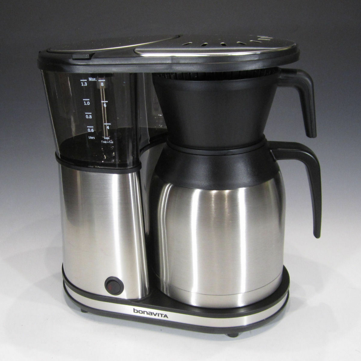 Bonavita Coffee Maker, 8-Cup Stainless Steel Carafe, BV1900T