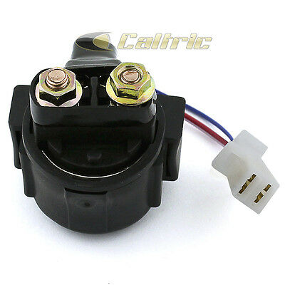 Starter Relay Solenoid Fits Yamaha Warrior 350 Yfm350 1987 2004 Atv New