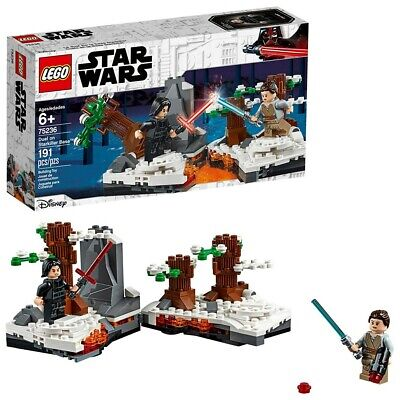 LEGO Star Wars: Duel on Starkiller Base (75236) With Kylo Ren and Rey -- Sealed