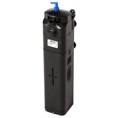 13W SUNSUN Aquarium Fish Tank UV Sterilizer Submersible Pump Filter 150 Gal