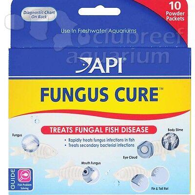 - Fungus Cure Powder Freshwater Aquarium Anti-Fungal Fish Medication API Powder