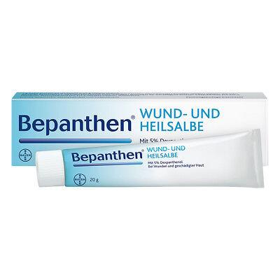 Bepanthen Wund- und Heilsalbe 20g PZN 01580241