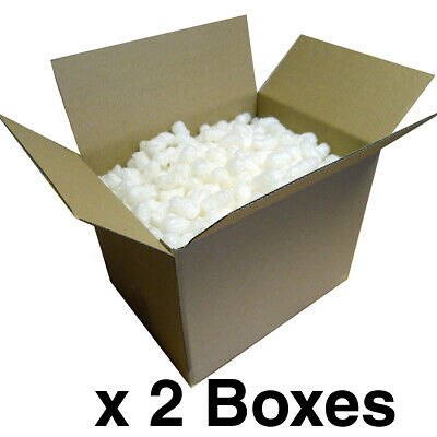 "PVA Rig Foam Nuggets 2 x 15ltr - 1200 Nuggets, 12"" x 9"" x 9"" Box, Carp Fishing"