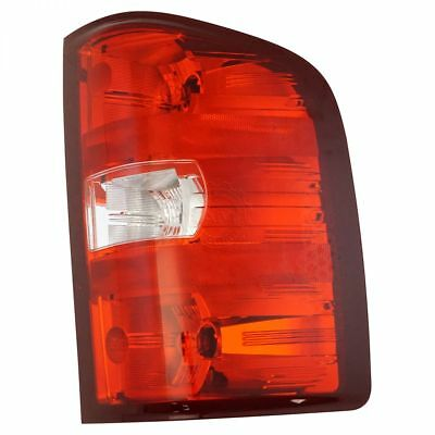 Taillight Taillamp Brake Light Passenger Right RH for Chevy Silverado GMC Sierra
