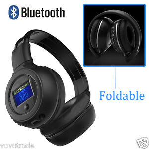 3 0 stereo casque bluetooth sans fil casque ecouteurs avec micro appel. Black Bedroom Furniture Sets. Home Design Ideas