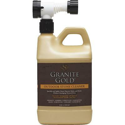 Granite Gold 64Oz Outdr Stone Cleaner