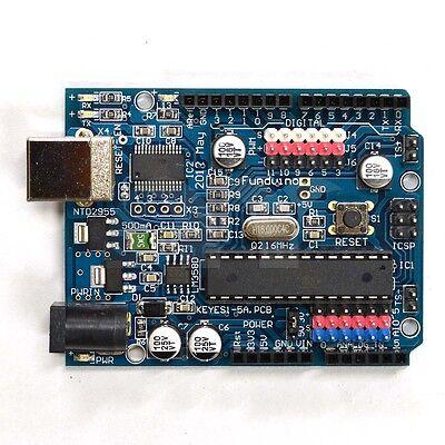 For Arduino Uno R3 Atmega328p Ch340g Development Board Usb Cable