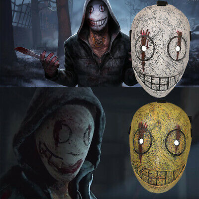 Dead by Daylight Legion Frank Cosplay Mask Costume Props Halloween Scary Smile