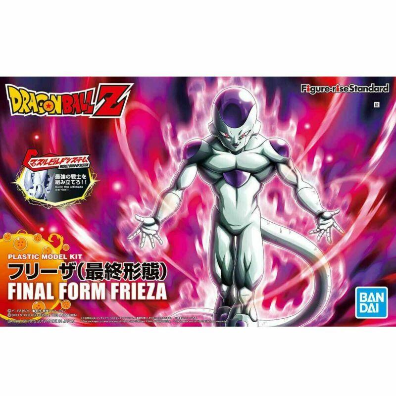 Bandai Figure-Rise Final Form Frieza Dragon Ball Z DBZ Model Kit US Seller USA