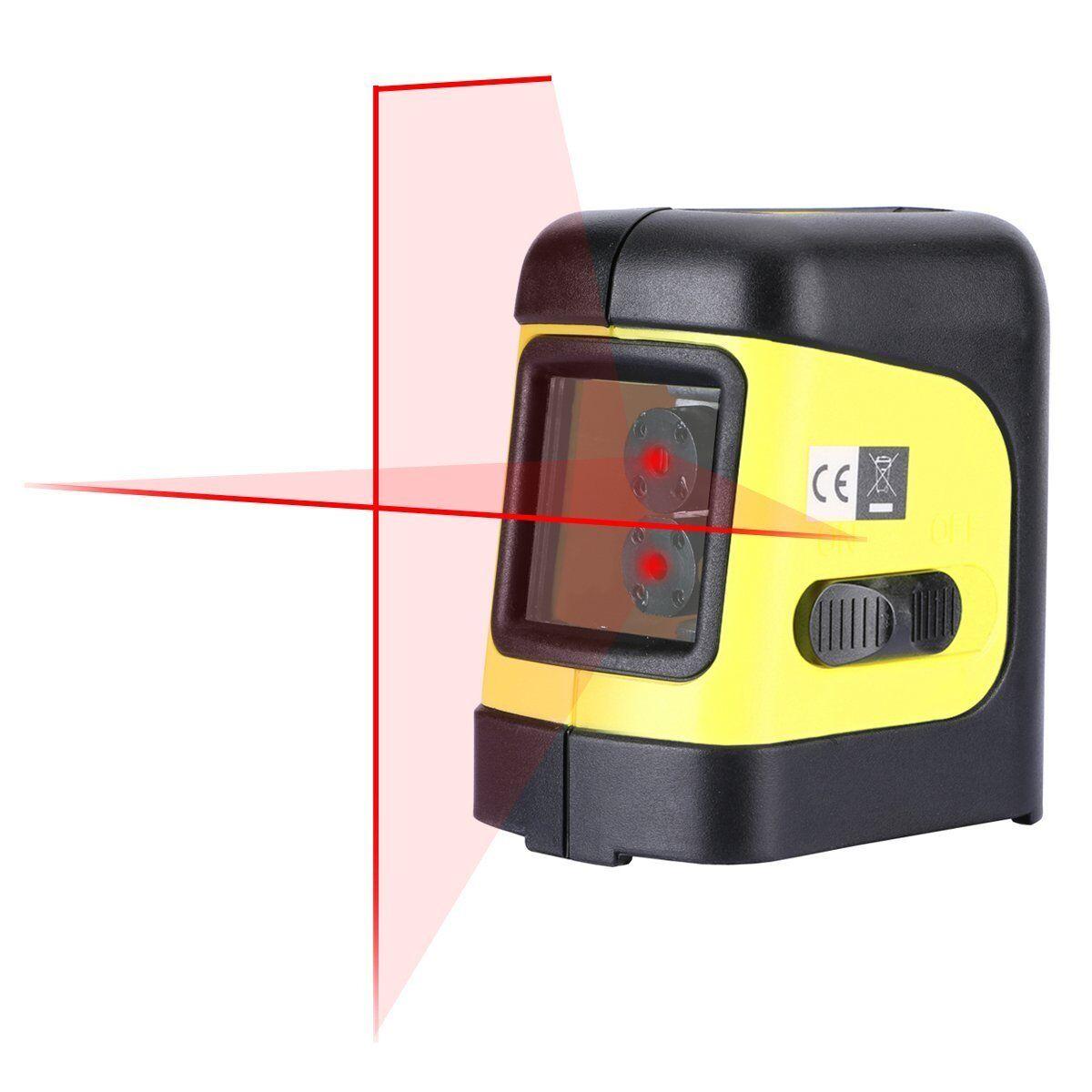 Firecore Self-Leveling Horizontal/Vertical Cross-Line Laser