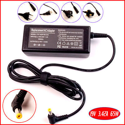 Laptop Ac Power Adapter Charger for Acer Aspire E5-575G-75MD