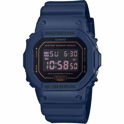 BRAND NEW Casio G-Shock DW-5600BBM-2D Fashionable Monotone Digital Men's Watch