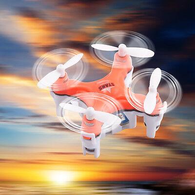360° CX-stars 2.4G 4CH 6 Axis RC MINI Quadcopter UFO Remote Control Drone