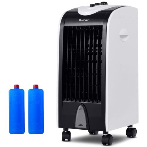 Home Evaporative Air Conditioner Cooler with Filter Knob Con
