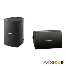 SALE! Yamaha NS-AW194 2-Way Indoor/Outdoor Speakers Black. NEW. Limited Quantity