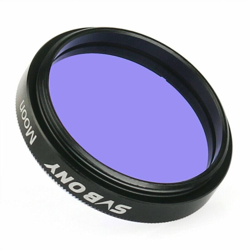 SVBONY 1.25inch  Telescope Eyepiece Moon Filter f Astro Moon&Planets Observation