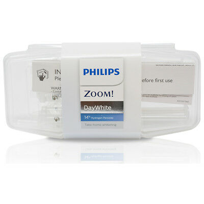 Philips Zoom DayWhite 14% Teeth Whitening Gel 3 Syringe Pack | Exp: 06/2020