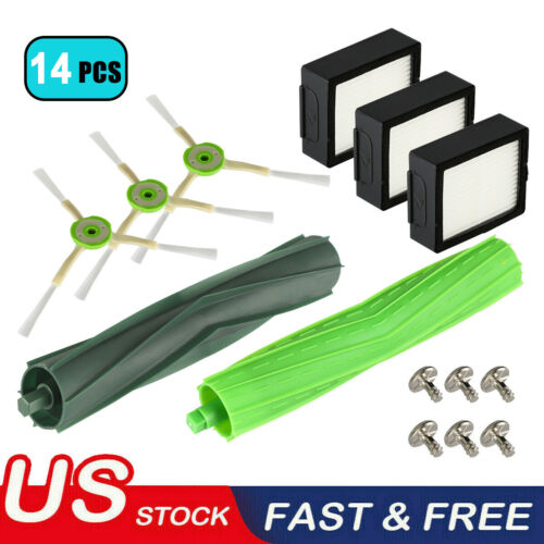 For Irobot Roomba I7 E5 E6 Series Vacuum Cleaner Replacement Filter Spare Parts